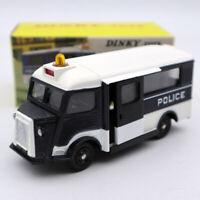Atlas 1:43 Dinky Toys 566 Citroen CURRUS Car DE Police Secours Deicast Models