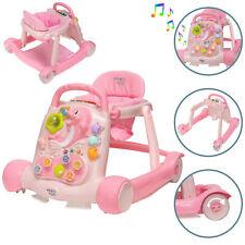 ib style®LITTLE DOLPHIN Gehrei Babywalker Lauflernwagen Kleinkind Laulernhilfe