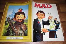MAD # 86 -- REPORT: NEBENVERDIENST / DON MARTIN: Frühmorgens im Wald