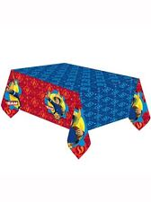 Fireman Sam - Party Birthday Tablecloth Plastic Wipeable 180 X 120 Cm