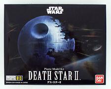 Star Wars Disney Bandai Vehicle Model 013 Death Star II In Stock Fast Ship UK