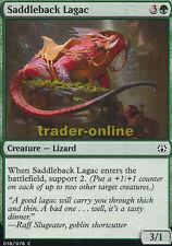 4x Saddleback Lagac (Gesattelter Lagac) Nissa vs. Ob Nixilis Magic