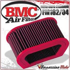 FILTRE À AIR BMC SPORTIF LAVABLE FM162/04 YAMAHA YZF10000 R1 2001 01