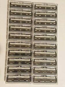 Neu 40 Rasierklingen kompatibel zu Gillette Contour & Plus gute Qualität