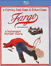 Fargo Blu Ray Remastered Includes special Features New Sealed, Free Shipping