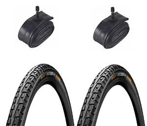 """28/"""" Puncture Protection Wire Reflex Tyre Safe 2x Schwalbe Marathon Green Guard 16/"""""""