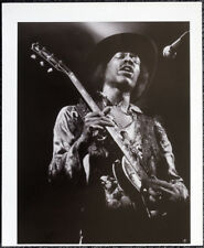 JIMI HENDRIX POSTER PAGE . 10 MAY 1968 FILLMORE EAST NEW YORK CONCERT . V14