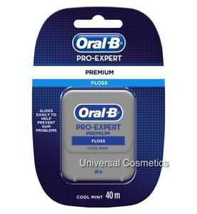 Oral B Oral-B Premium Pro Expert Cool Mint Dental Floss 40m