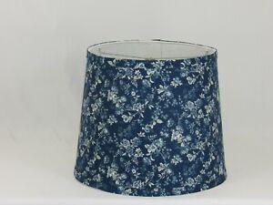 Albert Estate LTD, Floral Pattern on Blue Shade, 14 Washer