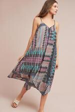 NWT Anthropologie Riviera Tasseled Dress by Akemi + Kin Size X- LARGE