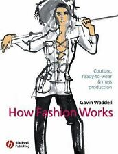 How Fashion Works: Couture, Ready-to-Wear and Mass Production-ExLibrary