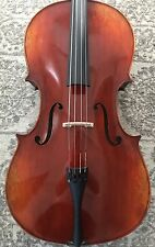 Jean-Pierre Lupot cello with Eastman case and bow