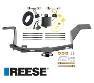 Reese Trailer Hitch For 14-20 Nissan Versa Note w/ Wiring Harness Kit