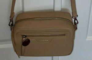 MOCHA Crossbody Bag Natural Colour