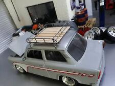 Dachgepäckträger Retro  universal zB. Golf 1/ Käfer/ Trabant usw 1:18 tuning