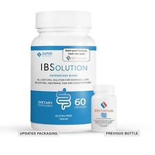 Natural IBS Treatment - IBSolution (formerly IBS Formula) for the Relief of IBS