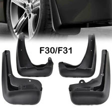 Splash Guards Mud Flaps Mudguards For BMW 3 Series F30 F31 12-18 Set OE Styled