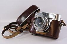 Alte Voigtländer Kameras mit Tasche