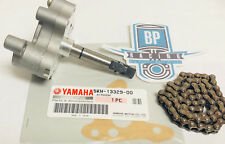 Yamaha Rhino Grizzly 660 High Flow After Market Acete Oil Pump w/ Chain Gasket