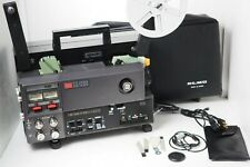 """""""All Work NMint"""" ELMO GS-1200 Super 8 8mm Stereo Sound Movie Projector FROM JP"""