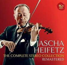 The Complete Stereo Collection Remastered Jascha Heifetz