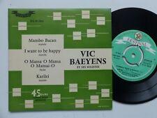 VIC BAEYENS Mambo bacan .. FX 45 1066