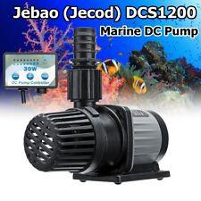Jebao Jecod DC1200 Water Submersible Aquarium Return Pump Fish Tank W/ Controler