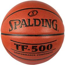 Spalding Tf 500 Composite Leather Basketball (Size 6) | New!