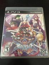 COMPLETE BlazBlue: Central Fiction (Sony PlayStation 3, 2016) PS3