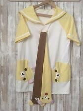 RILAKKUMA Bear ~ RARE~ Women's SZ Os T- Shirt Top NWOT!