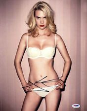 January Jones SIGNED 11x14 Photo Mad Men Last Man on Earth PSA/DNA AUTOGRAPHED