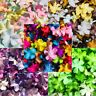 Flowers Mulberry paper Hydrangea Mini petal for Craft & DIY Artificial 20 mm.