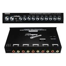 Audiopipe EQ909X 9 Band Equalizer