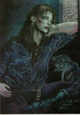 The Crow City Of Angels  5 Of 6       Trading Card