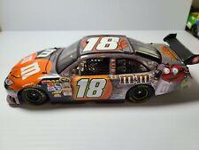 2008 Kyle Busch #18 M&M's Halloween 1:24 NASCAR Action No Box