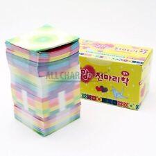 Colored Paper Crane Folding Origami Paper (1000 Sheets) UK
