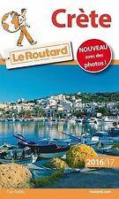 Guide du Routard Crète 2016/2017 de Collectif | Livre | état bon