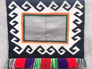 Navajo Sunday saddle blanket rug germantown