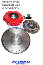A.F STAGE 1 CLUTCH KIT+IRON FLYWHEEL 1986-1995 FORD MUSTANG 5.0L 302' ENGINE