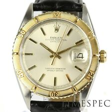 Rolex Oyster Perpetual Datejust, Turn-O-Graph, model 1625, Gents, 1968