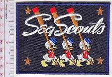 Disney's Sea Scouts Huey Dewey & Louie Donald Duck Nephews Sea Scouts