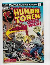 HUMAN TORCH 2 - F+ 6.5 (1974)