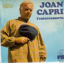 JOAN CAPRI-L´ENTERRRAMORTS SINGLE 1971 SPAIN B-EX