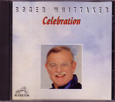 Roger Whittaker Celebration Cd Classic 70s 80s Pop