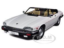 JAGUAR XJ-S CABRIOLET WHITE 1/18 DIECAST CAR MODEL BY AUTOART 73571