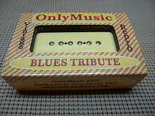 "Compatible with  P90 SOAP BAR OnlyMusic BLUES TRIBUTE ""VINTAGE REPRO"" BRIDGE"