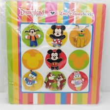Official Disney Park Walt Disney World Babies Trading Pins 7 Pack Brand New