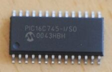 Microchip PIC16C745-I/SO SOIC-28 NEW USB