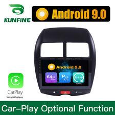Android 9.0 Auto estéreo reproductor de navegación GPS para Mitsubishi ASX 2013-2017 Radio