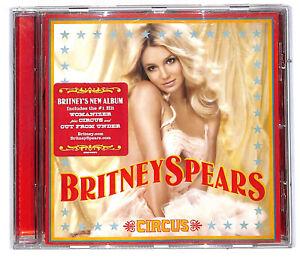 EBOND  Britney Spears – Circus CD CD033158